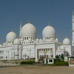 la mosquée la plus marbrée au monde ....