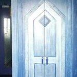 Porte décorative de le penderie