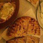 tzatziki + pita