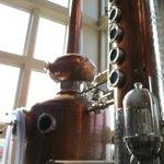 Interesting distilling process
