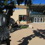 Albuquerque Museum of Art & History Entrance