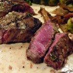 Beautiful Ribeye steak