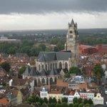 Uitzicht vanaf het Belfort