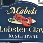 In Kennebunkport, Mabel's Lobster Claw is
