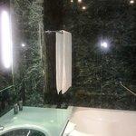 Vista general del baño