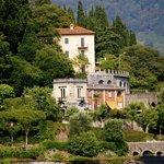 beautiful view of Villa Balbianello