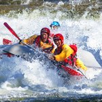 Rafting avancerad