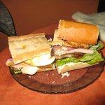 Sanwich Milanesa