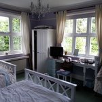 Large, airy room