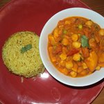 One of Poppy's gorgeous curries.