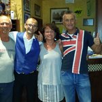 Nicola,  Angelo und wir