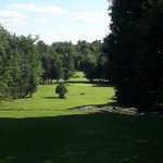 The Signature #9 hole with elevated tee box