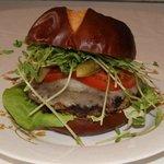 Amazing Black Bean Burger