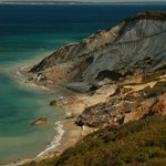 Aquinnah Cliffs at Gay Head