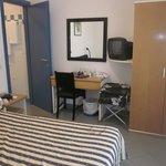 Part of room 208