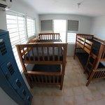 Mixed Dorm w Bathroom in room