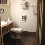 Room #229 bathroom