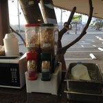 ABVI Crescent City - continental (sugar) bfast