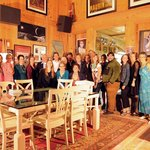 "Hosting a ""Dinner for Twenty""; T. Colin Campbell Foundation, July 2013"