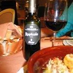 Bottiglia piccola di Vino Rupicolo