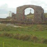On Llanddwyn Island