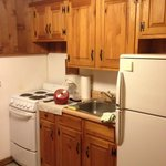 Kitchen -- Unit # 106