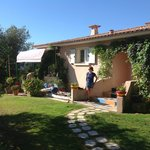 Photo de Villa La Greck - Maison d'Hotes