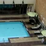 Pool from 8th floor
