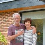 Michel & Francine, hosts