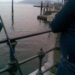 tout à côté de l'hôtel,le lago Maggiore