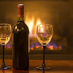 Add a little romance to your stay!  Check out our romance package and enjoy a bottle of wine inf