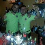 the staff ...kostas and michaelis