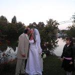Unser Hochzeitstag in der la Creperie wunderschöne Location