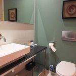 Salle de bain au design moderne