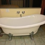 A nice Antique Claw Foot Whirlpool Tub