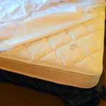 Our Serta Pillow top mattress check.