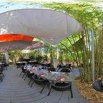 le jardin en 360°