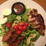 Grilled Chicken Cobb Salad - Healthy and Delish! My favorite!!