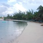 small beach.. clean and queit