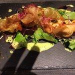 croustillant de homard