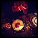 Cheese and lomo at Bar Pepito