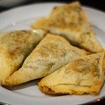 baked Briwats