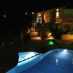 "Zouribi villa ""by night"""