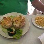 seafood Au Gratin