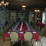 Gourmet Restaurant at Bourget Inn & Spa