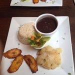Cuban vegetarian