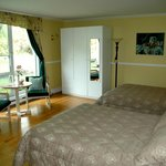 Rooms at Country Bourget Inn & Spa