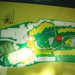 A Map of Aston Kaanapali Shores Grounds