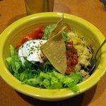 The Chicken Burrito Bowl
