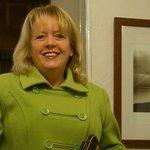 Our delightful hostess, Jan!